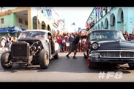 fast and furious 8 in taiwan video new furious 8 teaser shows crew filming in cuba