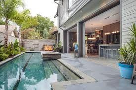lap pool house ideas pool contemporary with yard backless outdoor