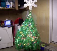 recycled christmas tree 6 steps with pictures