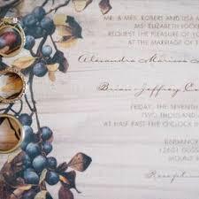 vineyard wedding invitations vineyard wedding invitations