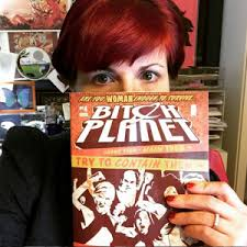 Seeking Planet Series Planet Writer Sue Deconnick Seeking