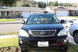 jim lexus beverly hills 2006 lexus rx400h rx 400h black 107k miles used lexus rx for