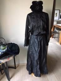 jugendstil brautkleid braut jugendstil 1895 hochzeitskleid antik gr 38 viktorianisch in