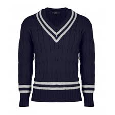 navy blue s cricket sweater smart turnout