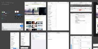 best ios7 ui gui kits u2013 free downloads jackrabbit