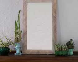 Wood Framed Bathroom Vanity Mirrors by Bathroom Mirror Etsy