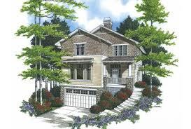 Hillside Home Plans Eplans Bungalow House Plan A Fine Hillside Home 2196 Square