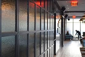 Glass Walls by Skylark Lounge Wins Design Award Vintagewire Glass Bendheim