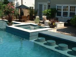 swimming pool modern swimming pool chicago in beach style lincoln