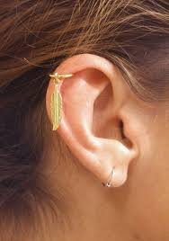 awesome cartilage earrings earring for cartilage beautify themselves with earrings