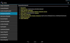 Thesaurus Beautiful by Online Thesaurus Android Apps On Google Play