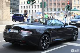 aston martin db9 gt reviews aston martin db9 gt volante 2016 4 july 2016 autogespot