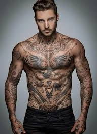 chest tattoo designs ideas meaning pictures