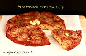 paleo banana upside down cake photo 164 b jpg