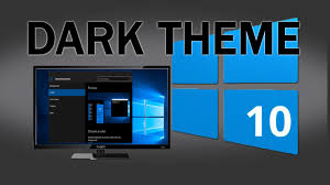 how to enable windows 10 dark theme youtube loversiq