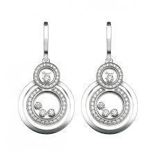 839210 1001 buy online chopard happy 8 white gold diamond earrings