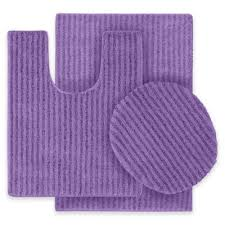 bath mats set buy purple bath rugs from bed bath beyond