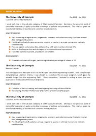 Sample Resume For Oil And Gas Industry by Professional Curriculum Vitae Writers Service Us