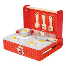 jeux imitation cuisine cuisine pliable the cocotte janod king jouet cuisine et