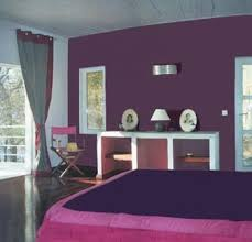 chambre aubergine et gris chambre gris et aubergine gallery of mur chambre chocolat