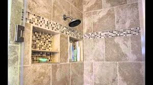 bathroom shower tile designs shower tile design ideas youtube