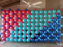 balloon backdrop ideas balloons u0026 party decorations