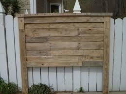 wood headboard queen intended for best 25 rustic headboards ideas