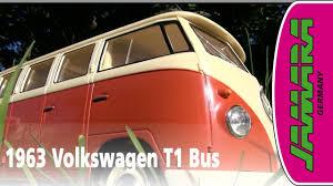 volkswagen bulli 1950 jamara 1963 volkswagen t1 bus youtube