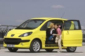 auto con porte scorrevoli la peugeot 1007 礙 fuori produzione