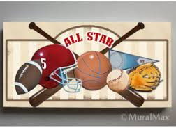 Sports Nursery Wall Decor Baby Boy Sports Nursery Search Pregnacy Pinterest