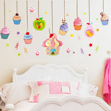pochoir chambre enfant stickers muraux pour enfants chambres fille miroir sticker