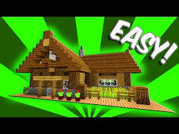 Minecraft How To Make A Bed Minecraft How To Build A Survival Starter House Tutorial 4