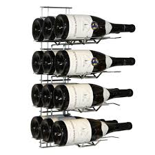 Single Wine Bottle Holder by Easy Home Dead Spot Decoration With Horizontal Wine Rack Designs