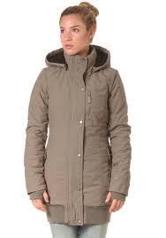 bench razzer bench razzer ii jacket for women grey planet sports