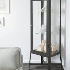 Klingsbo Glass Door Cabinet Cabinet Grey Area Rug With Klingsbo Glass Door Cabinet And Small