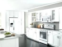 off white kitchen cabinets with stainless appliances off white kitchen cabinets with stainless appliances white cabinets