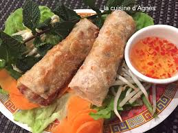 cuisine d une chinoise rouleaux de printemps chinois porc crevettes chūn juǎn la