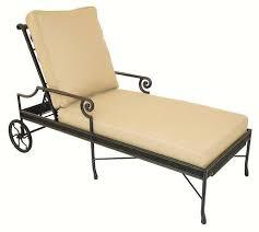 Cast Aluminum Lounge Chairs Windham Castings Catalina Cast Aluminum Chaise Lounge Windham