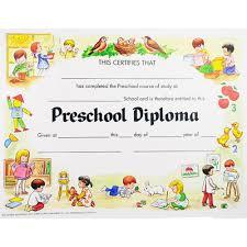 preschool graduation diploma preschool graduation certificates unique preschool diploma