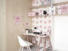 papier peint bureau papier peint déjanté pour bureau ou chambre enfant cochon tatoué