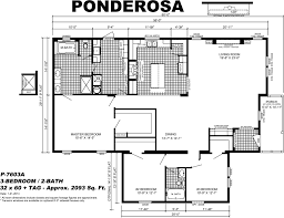 ponderosa u2013 first coast homes