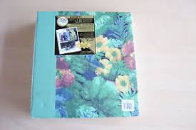 magnetic photo album acid free kleer vu photo album magnetic 100 pages no pvc acid free new