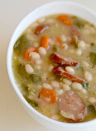 instant pot smoked sausage white bean u0026 vegetable soup good