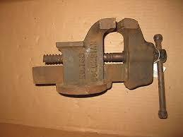 Fuller Bench Vise Used Wilton Swivel Bench Vise 3 5