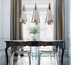 Glass Pendant Lighting For Kitchen Islands E14 Crystal Pendant Lamp Lights Kitchen Island Dining Living Room