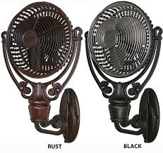 Old Havana Wall Mount Fan By Fanimation