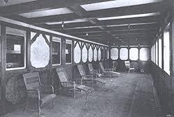 Titanic 1st Class Dining Room First Class Interiors