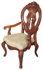 Occasional Dining Chairs Carved Wood Dining Chairs Relaxing