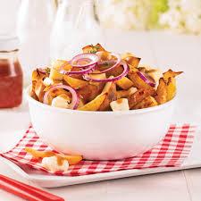 cuisiner les pommes de terre poutine santé aux pommes de terre et rutabaga recettes cuisine