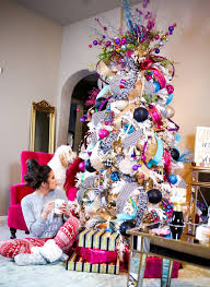 10 totally unique christmas tree decorating ideas studio m blog